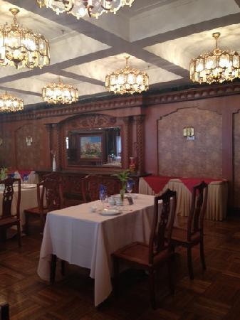 Jing An Hotel Madrid Ballroom
