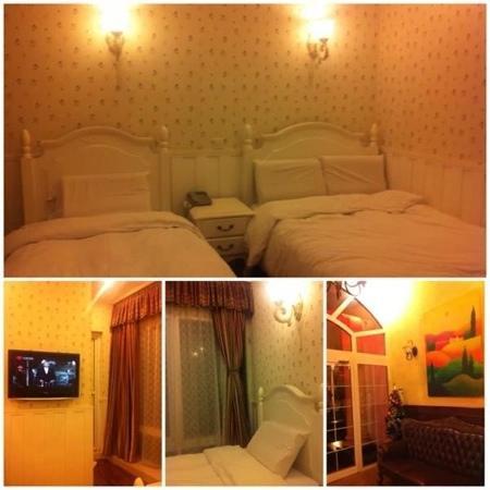Simu Boutique Hotel: 田园风光