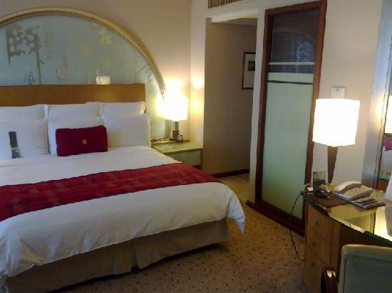 Renaissance Shanghai Pudong Hotel: 房内