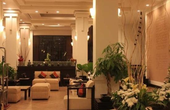 Tara Angkor Hotel: 大堂