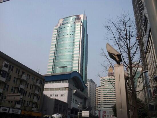 Yuhao Luoman Grand Hotel: 外观