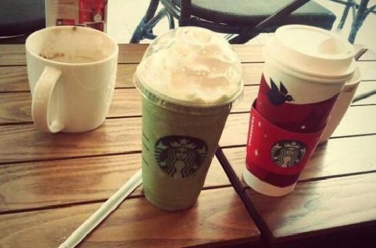 Starbucks (ZhongShan Park)