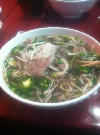 Buckeye Pho Asian Kitchen