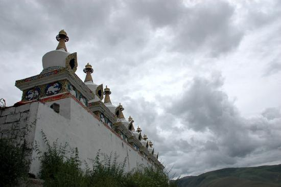 Yushu County, China: 结古寺