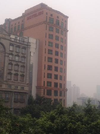 Motel 168 Guangzhou Avenue: MOTEL168