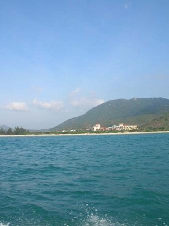 Yalong Bay: 亚龙湾海景