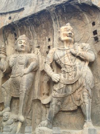 Dunhuang Grotto Art Protection,Examination and Exhibition Center: 千奇百怪