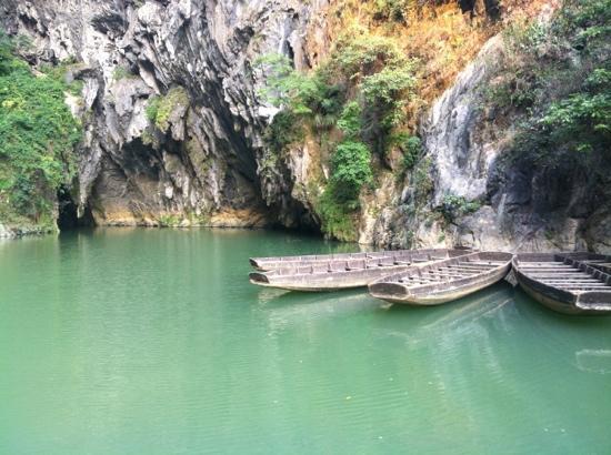 Yingde, China: 洞天仙景
