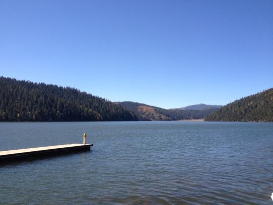 Bitahai Lake: 碧塔海