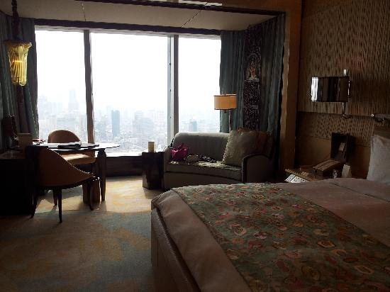 The Ritz-Carlton Shanghai, Pudong: 好