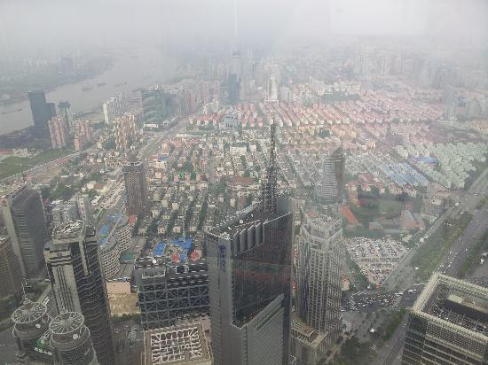 Park Hyatt Shanghai: view