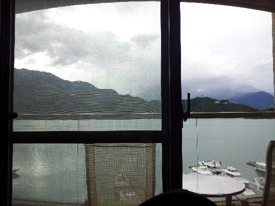 Hotel Del Lago: view