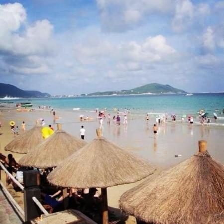 Yalong Bay: 阳光海滩