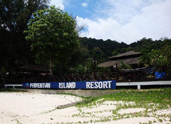 Perhentian Island Resort: 外观