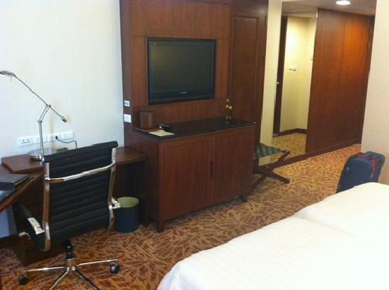 Rembrandt Hotel Bangkok: 房内