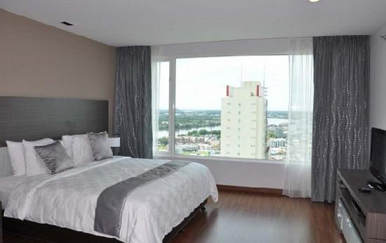 โรงแรมพูลแมน กูชิง: 房内