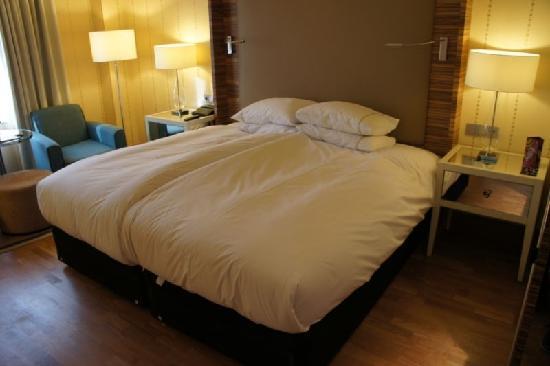 Sheraton Stockholm Hotel: 房内