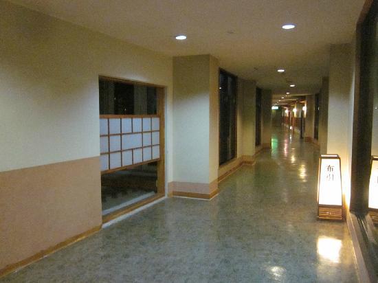 Hakuunso: 走廊