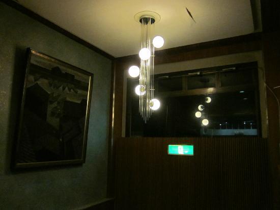 Hakuunso: 大堂灯饰