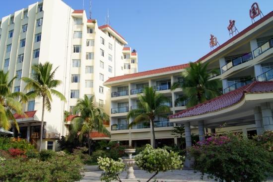 ساوث تشاينا ريزورت - سانيا: 南中国大酒店 