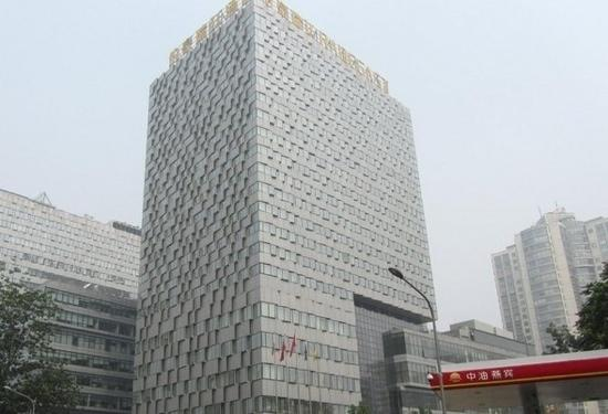 Bohao Radegast Hotel Beijing: 远看外观
