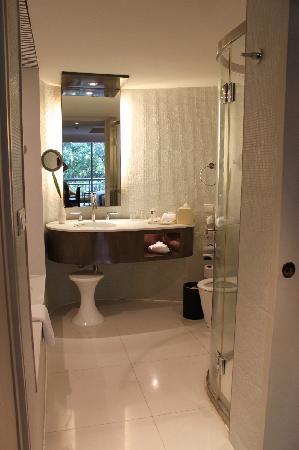 Swissotel Nai Lert Park: bath room 
