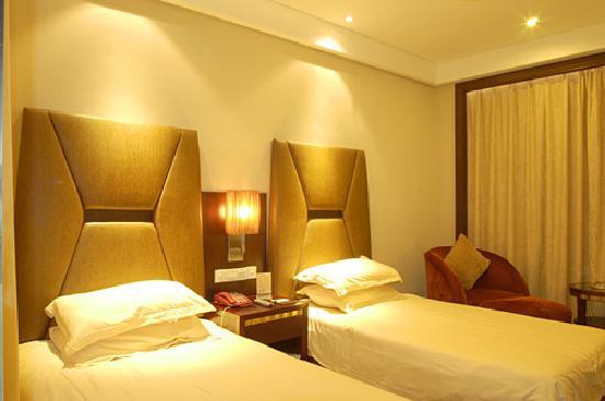 Xinzhou Haiwan Hotel (Shaoxing Keqiao) : 标准间