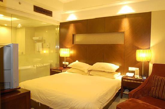 Xinzhou Haiwan Hotel (Shaoxing Keqiao) : 商务单间