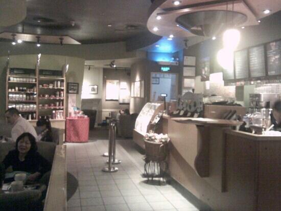 Starbucks (ShaMian): 星巴克沙面