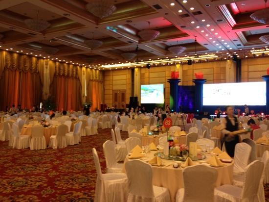Oriental Riverside Hotel: 家庭日