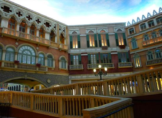 The Venetian Macao Resort Hotel: 威尼斯人