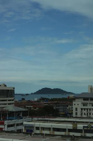 Cititel Express Kota Kinabalu: 酒店视野