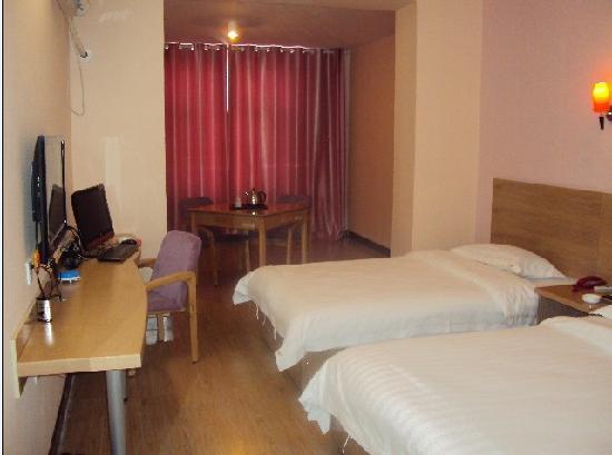 Tianjiao Express Hotel Jiuquan