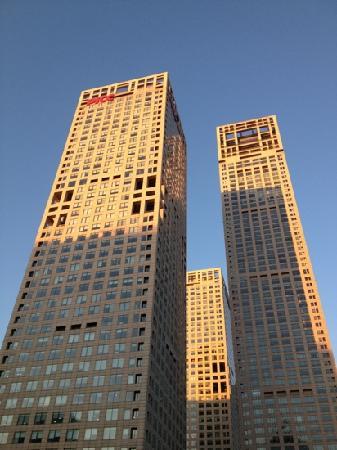 Park Hyatt Beijing:                   柏悦