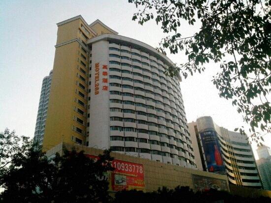 Motel 268Shenzhen Huaqiang Subway Station:                   莫泰268华强店