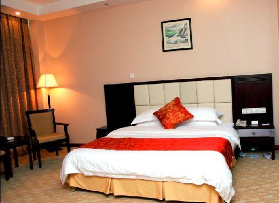 Huatai Hotel: 酒店单人间