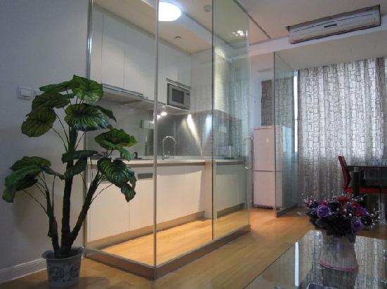 Yaju Apartment Hotel Chongqing Jiefangbei: 照片描述