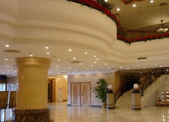 Guangzhou Hotel :                   大堂