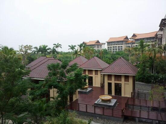 Renaissance Sanya Resort & Spa: 园景