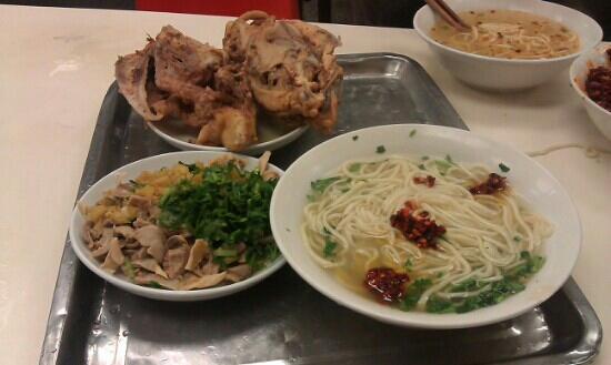 Lao SiJi MianTiao (ShiSan Wei Road)