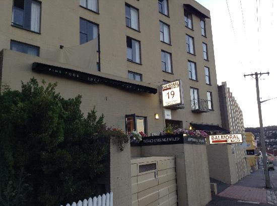 Balmoral on York: 酒店外观