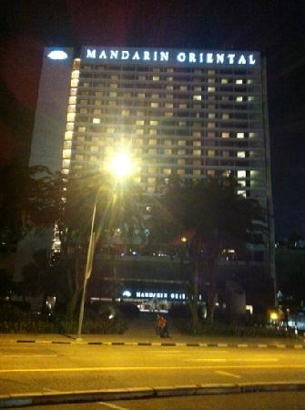 Mandarin Oriental, Singapore: mandarin oriental