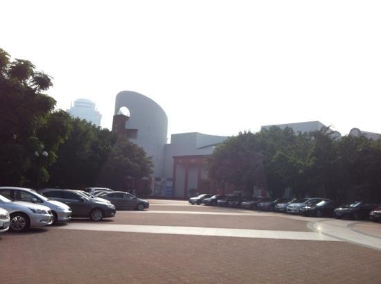 Guangzhou Museum of Art:                   艺术博览院