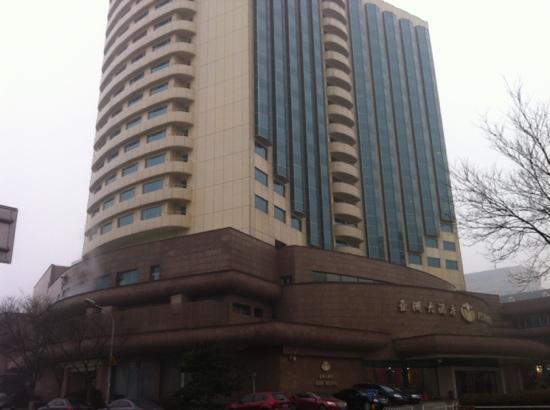 โรงแรมเอเชีย:                   全景