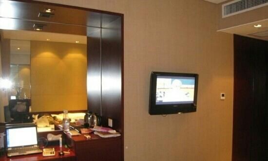 Rayfont Hongqiao Hotel & Apartments Shanghai:                   房间