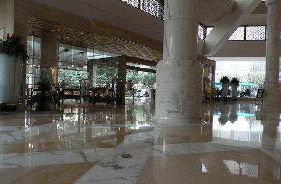 Shanghai JC Mandarin Hotel:                   锦沧文华