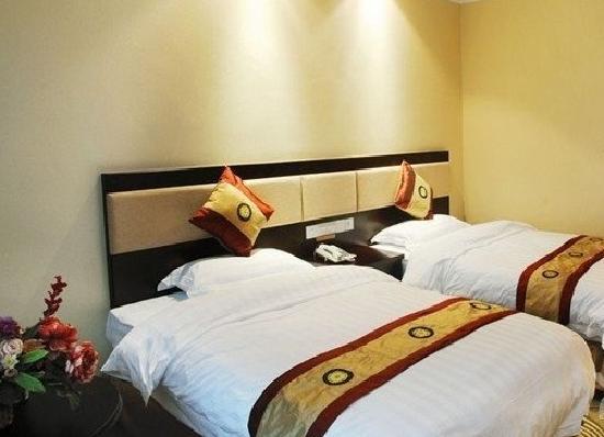 Hotel Equatorial Shanghai:                   国际贵都