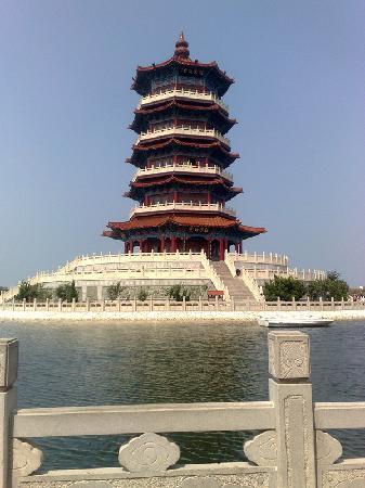 Penglai Water City: 水城
