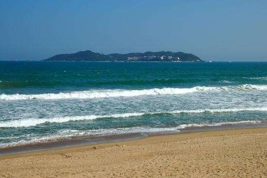 Haitang Bay: 美丽的海棠湾