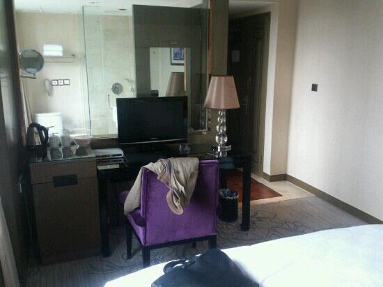 S.Signature Floor Hotel : 房间不是很大,但比较精致